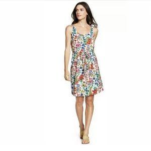 Boden Sondowner Day Dress Garden Party Floral